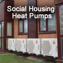Social Housing Heat Pump Case Study