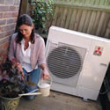 Ecodan 18 heat pump